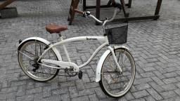Bicicleta Retro Burnett, Super Nova!!Metade preco!