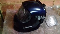 Máscara escudo de solda Optrel e680