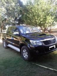 Hilux srv d4-d 4x4 3.0 diesel autom - 2012