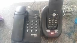 Vendo esses dois aparelhos telefones.