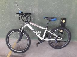 Bicicleta Caloi Wild