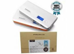 Power Bank Original Carregador Pineng 10000mah Pn-968 Pronta