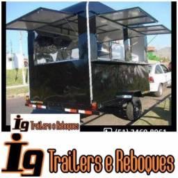 MEGA PROMOÇÃO ->> FÁBRICA i9 TRAILERS51-981009352/34698961