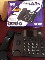 Celular de Mesa Rural BedinSatcom Wi-Fi