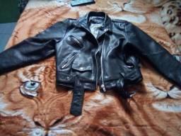 Vendo jaqueta de couro legitimo di gianni