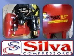 Compressor de ar 10 pés ATG3 Pressure