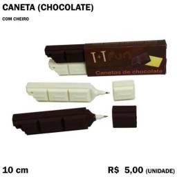 Caneta Chocolate com Cheiro