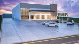 Locação Salão Comercial - 1.000 m2