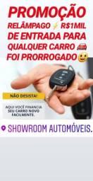Vem AQUI AGORA!! R$1MIL DE ENTRADA(AIRCROSS 1.6 2014)