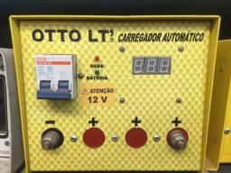Carregador Nautico Automático 100a - 12v 24v 48v - Otto Lt
