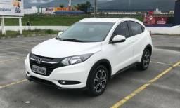 Honda Hr-v EX Aut. Ipva 19 Pago - 2016