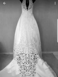 Lote de vestidos de noivas