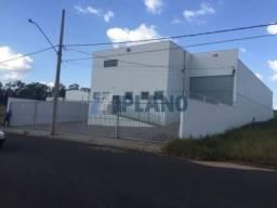 Galpão/depósito/armazém para alugar em Parque novo mundo, São carlos cod:3993