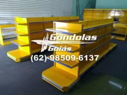 """''Gôndolas Goiás """"Linha ferragista''"""