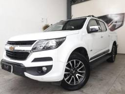 Chevrolet/S10 2.8 High-Country 4x4 Cd 16v tb Branca Blindada - 2018