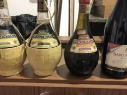 Vinho coleção ou consumo