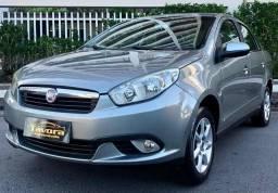 Fiat grand siena 2014 1.4 attractive, completíssimo, já com aro de liga leve!!! - 2014