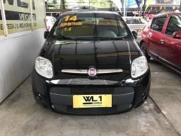 Fiat Palio 1.4 mpi attractive 8v flex 4p manual - 2014
