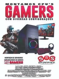 Pc gamer e aqui