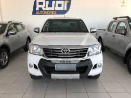 Toyota Hilux SRV 4x4 Flex - 2013