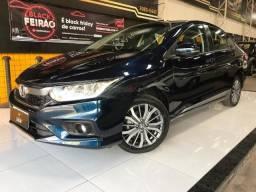 Honda city exl 1.5 automatico flex 2018/2018 - 2018