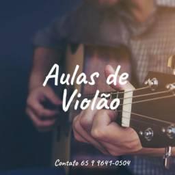 Escola de Música - Aulas de Violão