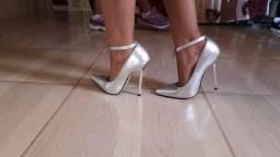 Sapato Scarpin high heels salto 15cm