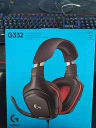 Fone headset Logitech g332