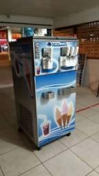 Máquina de sorvete expresso milk Soft