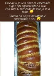 Pão de queijo Tam G só 8 reais