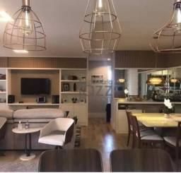 Apartamento com 2 dormitórios à venda, 86 m² por R$ 528.500,00 - Santa Terezinha - Paulíni