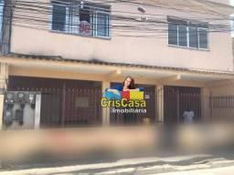 Casa com 2 dormitórios para alugar, 60 m² por R$ 800,00/mês - Nova Aliança - Rio das Ostra