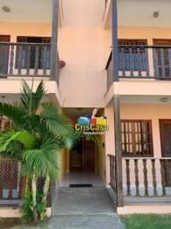 Apartamento com 2 dormitórios para alugar, 70 m² por R$ 1.000,00/mês - Recanto - Rio das O