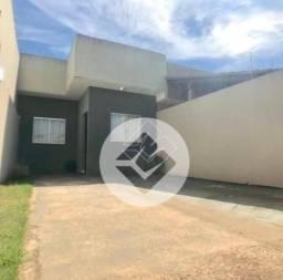 Casa com 3 dormitórios à venda, 70 m² por R$ 175.000 - Residencial Dona IIza - Rio Verde/G