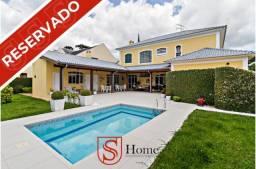 Casa 5 quartos 4 vagas à venda no bairro BARIGUI em Curitiba!