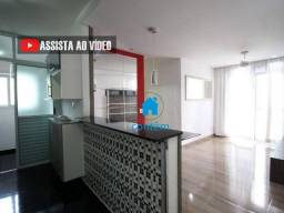 Apartamento com 3 dormitórios para alugar, 70 m² por R$ 2.160,00/mês - Condomínio Alphavie