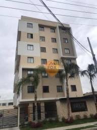 Apartamento com 2 dormitórios para alugar, 48 m² por R$ 1.300,00/mês - Santa Quitéria - Cu