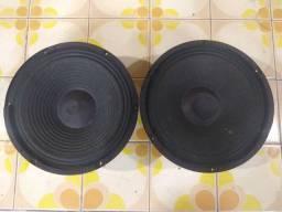 Alto Falante Woofer Magnum Extreme Sound-1 de 550W e 1 de 500W