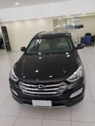 Hyundai Santa Fé  3.3 5 lugares 2014 com 89000 km