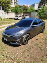 HONDA CIVIC TOURING AUTOMÁTICO 1.5 TURBO 2017