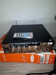 Mini modulo amplificador