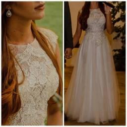 Aluguel/Venda {Vestido de Noiva + hobbie noiva + acessórios ?