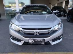 Honda Civic EXL 2.0 flex aut. Baixo km !!!