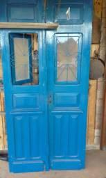 2 Jogos de portas Antiga