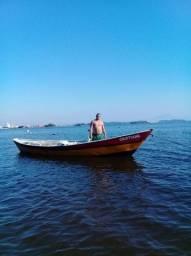 Vento barco de 7 metros