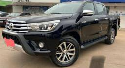 Toyota hilux ano 2016/2016<br><br><br>