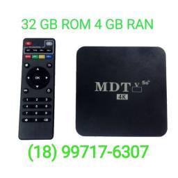 TV BOX 32 GB 4 GB RAN