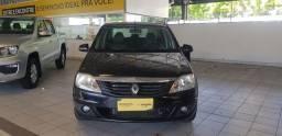 Renault logan 2013 puro 1.6 automático