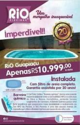 Rio piscinas Teófilo Otoni