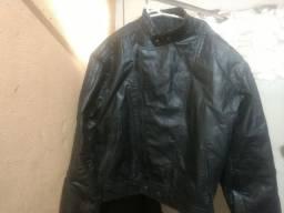 Blusa de motoqueiro